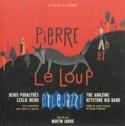 Pierre et le loup et le jazz ! Serge PROKOFIEV Livre laflutedepan.com