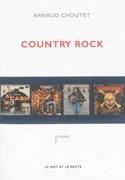 Country rock Arnaud CHOUTET Livre Les Oeuvres - laflutedepan.com