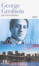George Gershwin - Franck MÉDIONI - Livre - laflutedepan.com