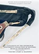 Catalogue of the Edinburgh University Collection of Historic Musical Instruments laflutedepan.com