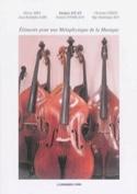 Éléments pour une métaphysique de la musique laflutedepan.com