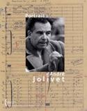 Portrait(s) d'André Jolivet KAYAS Lucie (dir.) Livre laflutedepan.com