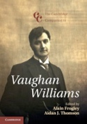 The Cambridge Companion to Vaughan Williams (Livre en anglais) laflutedepan.com