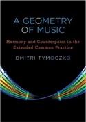 A Geometry of Music - Dmitri TYMOCZKO - Livre - laflutedepan.com