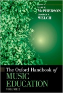 The Oxford Handbook of Music Education, volume 2 laflutedepan.com