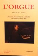 L'orgue, n° 304-305 (2013/4-2014/I) - Revue - Livre - laflutedepan.com