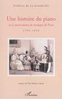 Une histoire du piano au Conservatoire de musique de Paris : 1795-1850 laflutedepan.com