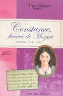 Constance, fiancée de Mozart Isabelle DUQUESNOY Livre laflutedepan.com