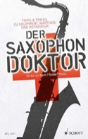 Der Saxophon Doktor (Livre en allemand) - laflutedepan.com