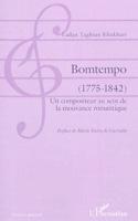 Bomtempo (1775-1842) : Un compositeur au sein de la mouvance romantique - laflutedepan.com