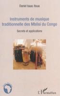Instruments de musique traditionnelle des Mbôsi du Congo laflutedepan.com