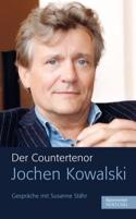 Der Countertenor Jochen Kowalski (Livre en allemand) laflutedepan.com