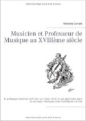 Musicien et professeur de musique au XVIIIe laflutedepan.com