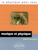 Musique et physique Chérif ZANANIRI Livre laflutedepan.com
