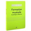 CARNET DE COURS : FORMATION MUSICALE ET PRATIQUE COLLECTIVE laflutedepan.com