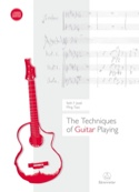 The techniques of guitar playing (livre + CD) - laflutedepan.com
