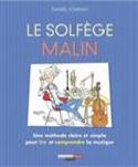 Le solfège malin Daniel ICHBIAH Livre Pédagogie - laflutedepan.be