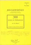 300 Textes et Realisations Cahier 7 (Réalisations): Mozart - laflutedepan.com