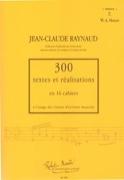 300 Textes et Realisations Cahier 7 (textes): Mozart - laflutedepan.com