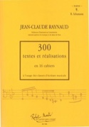 300 Textes et Realisations Cahier 9 (textes) : R.Schumann laflutedepan.com