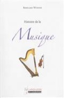Histoire de la musique - Bernard WODON - Livre - laflutedepan.com