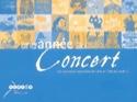 Une année au concert, vol 1 Raymond MESPLÉ Livre laflutedepan.be
