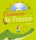 Chansons de France pour les petits vol 2 - laflutedepan.com