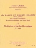 380 BASSES ET CHANTS DONNES, vol 2A: textes - laflutedepan.com