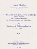 380 BASSES ET CHANTS DONNES, vol 4A: textes laflutedepan.com