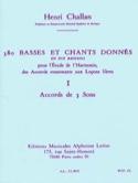 380 BASSES ET CHANTS DONNES, vol 1A: textes laflutedepan.com