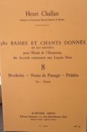 380 Basses et chants donnés - 8a - Textes - laflutedepan.com