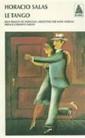 Le tango SALAS Livre Les Arts - laflutedepan.com
