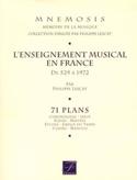 L'enseignement musical en France Philippe LESCAT laflutedepan.com