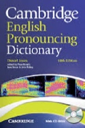 Cambridge English Pronouncing Dictionary Daniel JONES laflutedepan.com