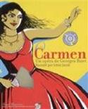 Carmen Georges BIZET Livre Découverte des oeuvres - laflutedepan.com