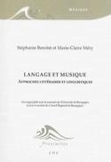 Langage et musique : approches littéraires et linguistiques laflutedepan.com