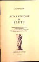 L'école française de Flûte Claude DORGEUILLE Livre laflutedepan.com