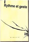 Rythme et Geste PACZYNSKI Stanislas Georges Livre laflutedepan.com