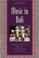 Music in Bali Lisa GOLD Livre Les Pays - laflutedepan.com
