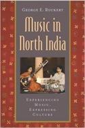 Music in North India - George RUCKERT - Livre - laflutedepan.com