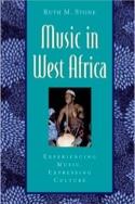 Music in West Africa Ruth STONE Livre Les Pays - laflutedepan.com
