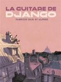 La guitare de Django Fabrizio SILEI Livre laflutedepan.com