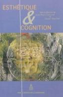 Esthétique et cognition Jean-Marc CHOUVEL Livre laflutedepan.com