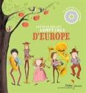 Les plus belles comptines d'Europe coll. Livre laflutedepan.com