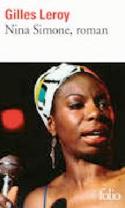 Nina Simone, roman Gilles LEROY Livre Les Oeuvres - laflutedepan.com