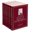 Grove dictionary of musical instruments - 5 volumes laflutedepan.com