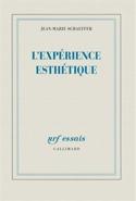 L'expérience esthétique Jean-Marie SCHAEFFER Livre laflutedepan.com