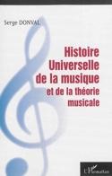 Histoire universelle de la musique et de la théorie musicale - laflutedepan.com