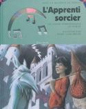 L'Apprenti Sorcier - Paul DUKAS - Livre - laflutedepan.com