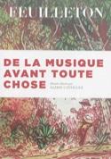 De la musique avant toute chose n° 13 Feuilleton, laflutedepan.com